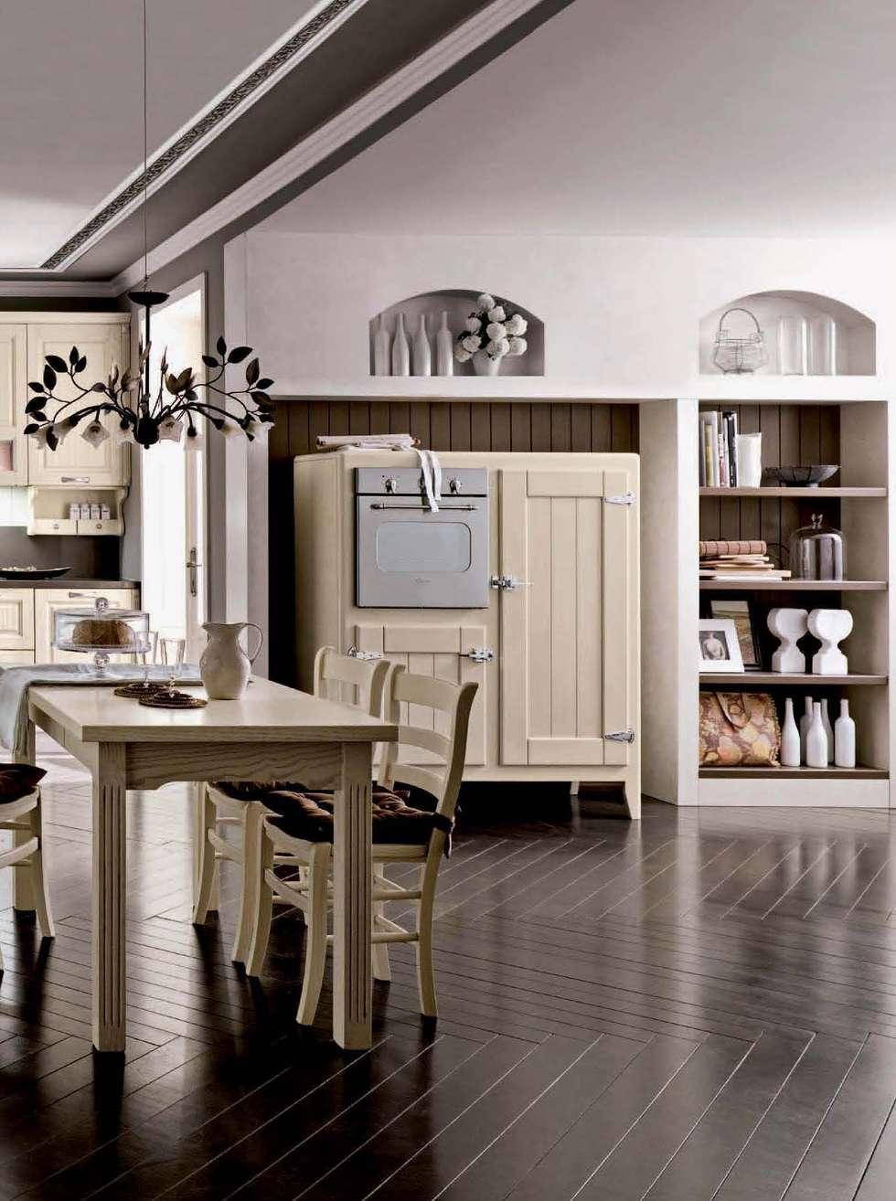 Un Trend Intramontabile Le Cucine In Arte Povera # Muebles Arte Povera