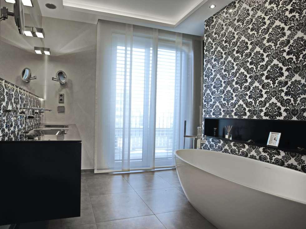 Wohnideen interior design einrichtungsideen bilder for Klassische moderne