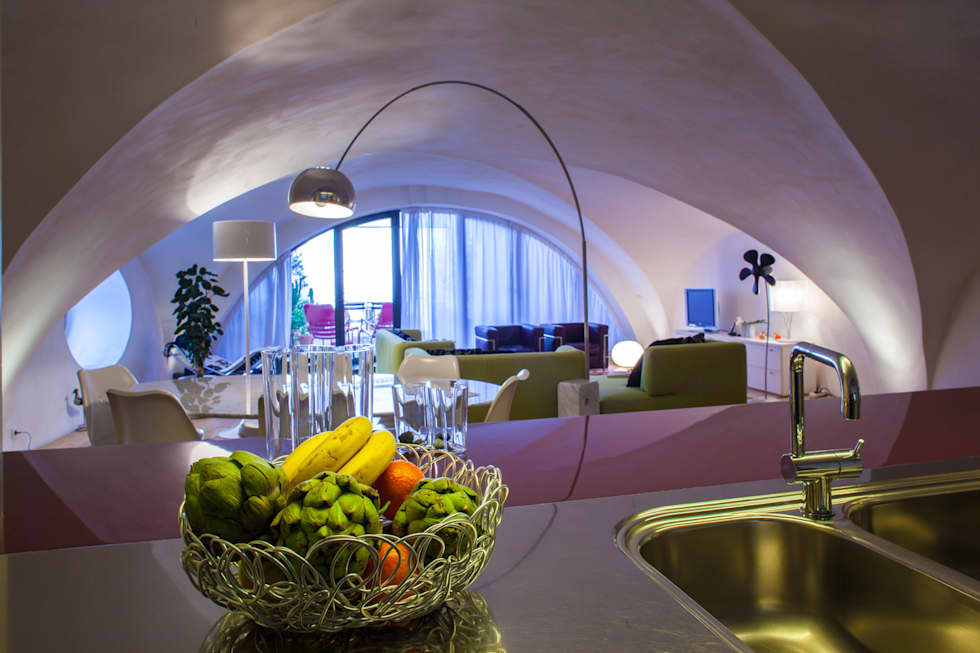 salle à manger: Maisons de style de style Moderne par Franck Fouquet