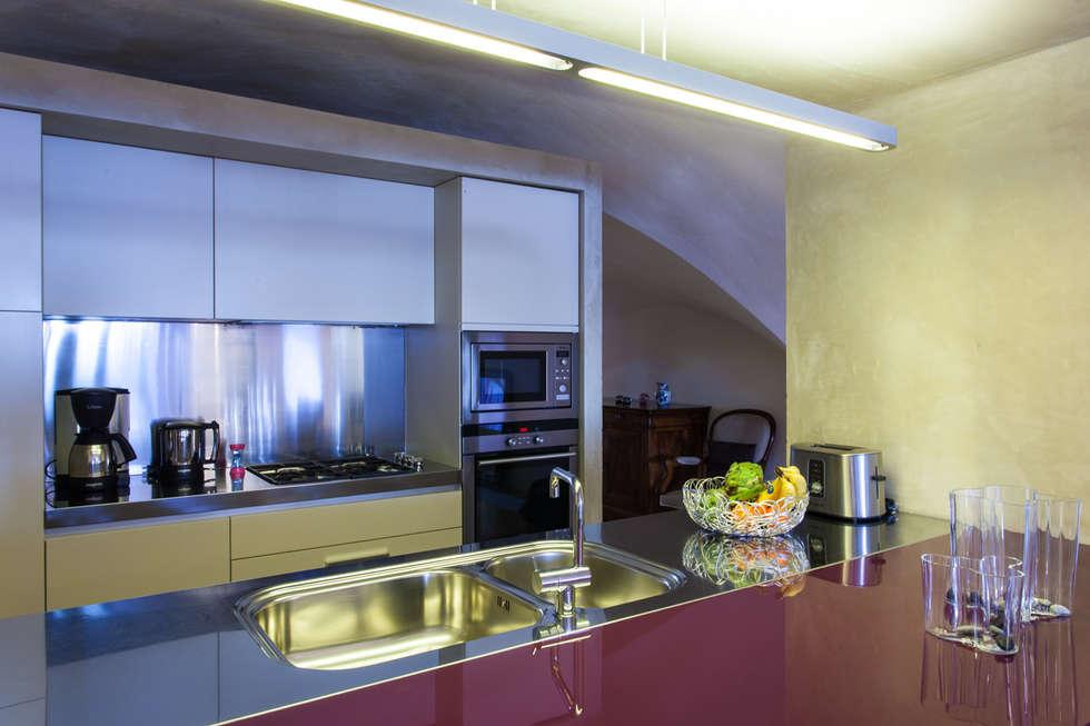 Cuisine: Maisons de style de style Moderne par Franck Fouquet