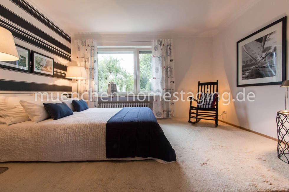 Wohnideen interior design einrichtungsideen bilder homify - Maritimes schlafzimmer ...