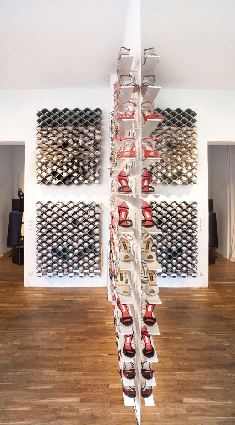 Hacke & Spitze:  Ladenflächen von Holger Jahns Produktentwicklung