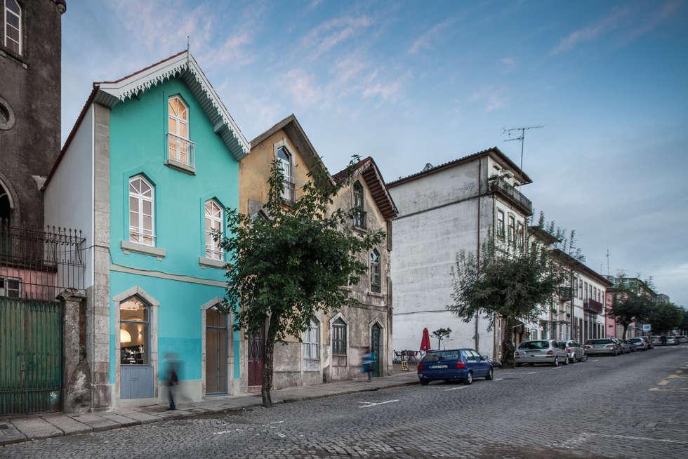 Tiago do Vale Arquitectosが手掛けた家