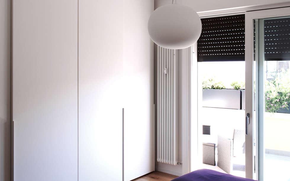 A06 | RISTRUTTURAZIONE APPARTAMENTO BOLOGNA:  in stile  di Matteo Spattini Architetto