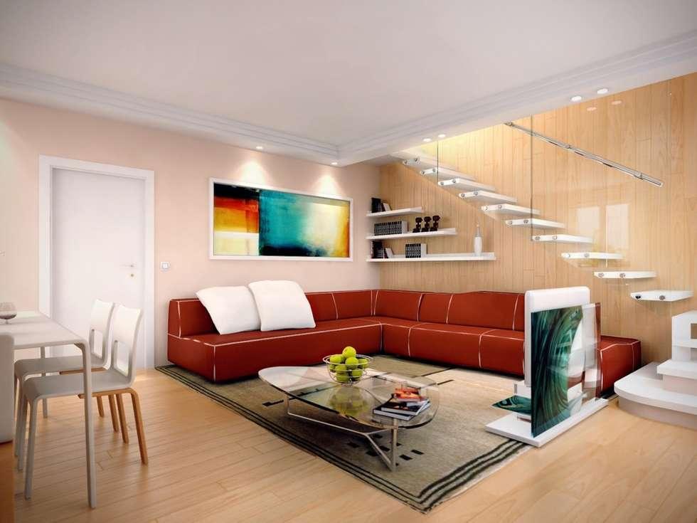 Interessante architettura interni case wj71 pineglen for Arredamento architettura interni