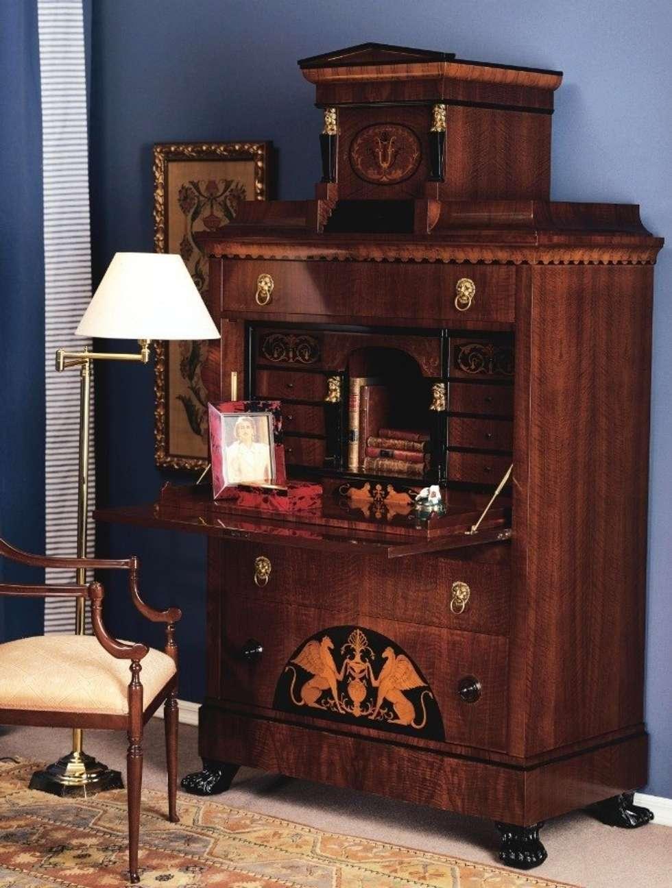 Fotos de decoraci n y dise o de interiores homify - Mueble secreter ...