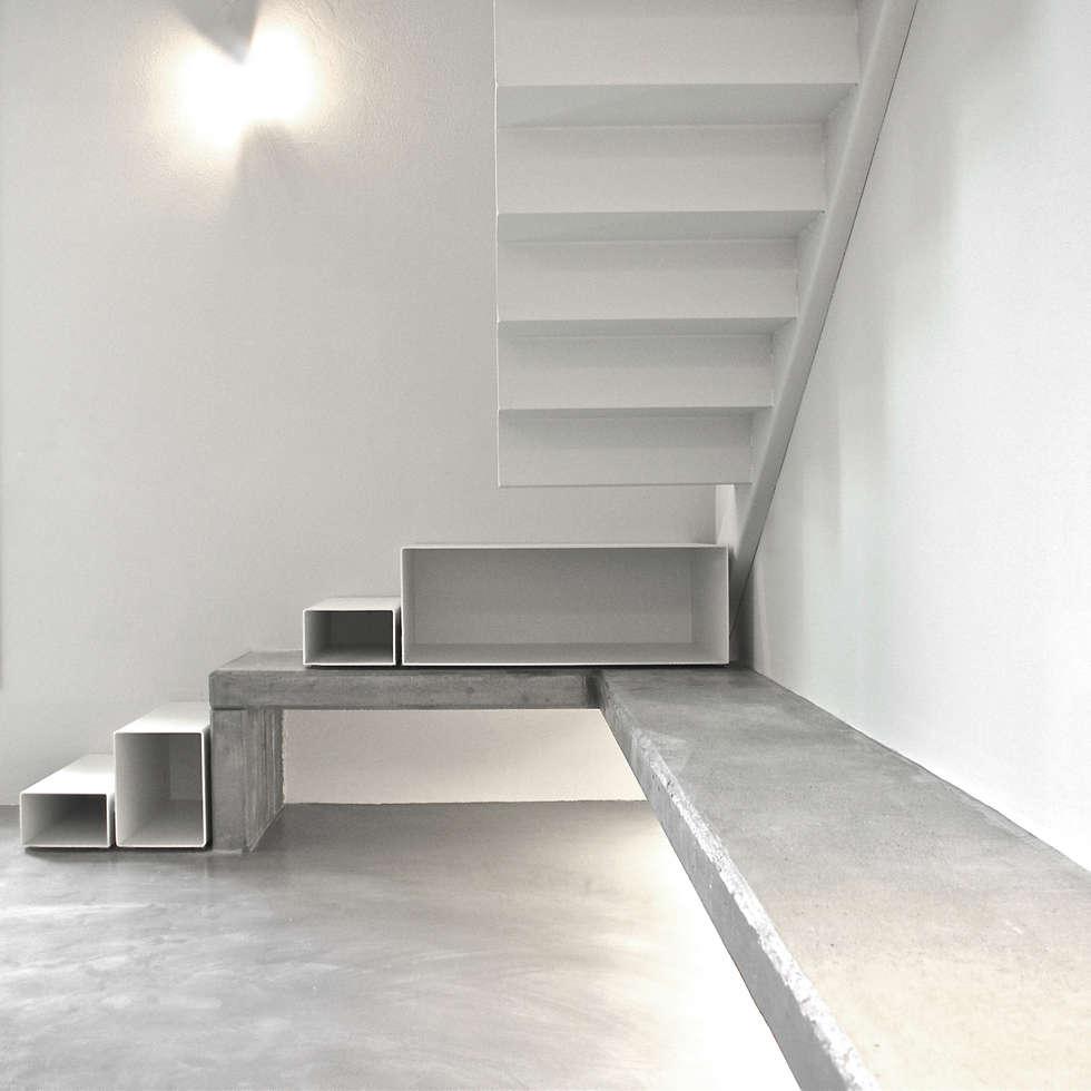 Idee arredamento casa interior design homify - Mezzanine trap ...