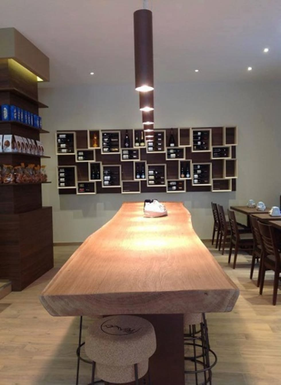 Idee arredamento casa interior design homify for Idee per arredare enoteca