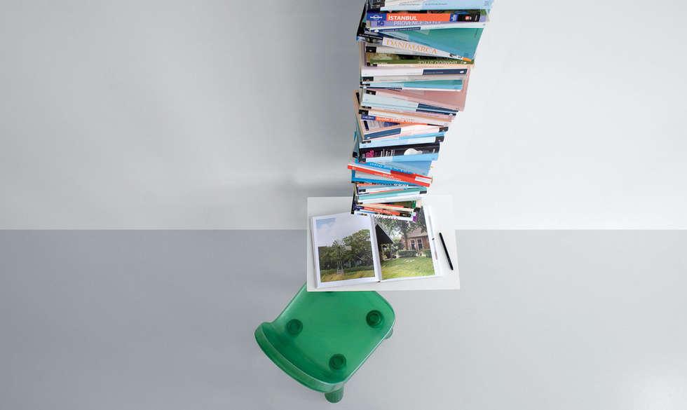 Idee arredamento casa interior design homify - Porta libri montessori ...