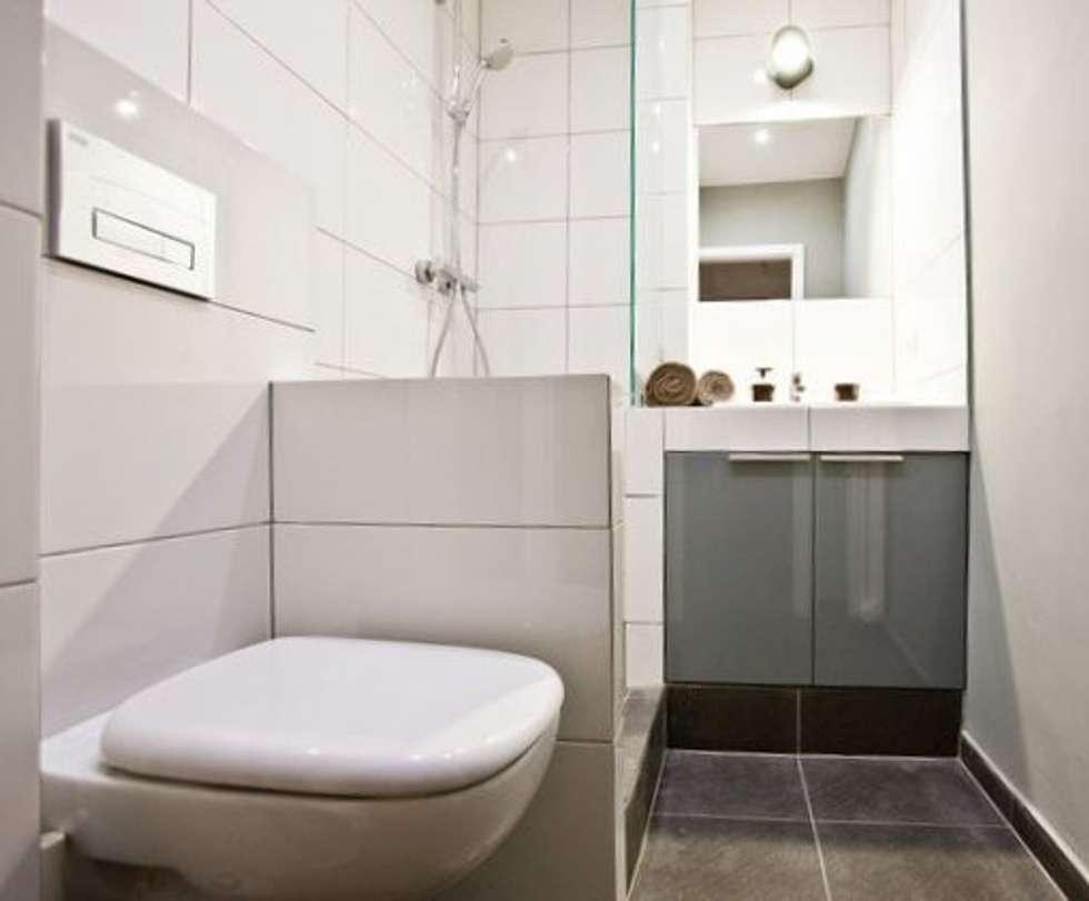 Espace d'eau: Salle de bains de style  par 3B Architecture