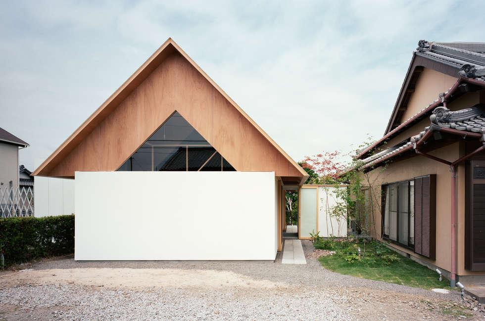 บ้านและที่อยู่อาศัย by ma-style architects