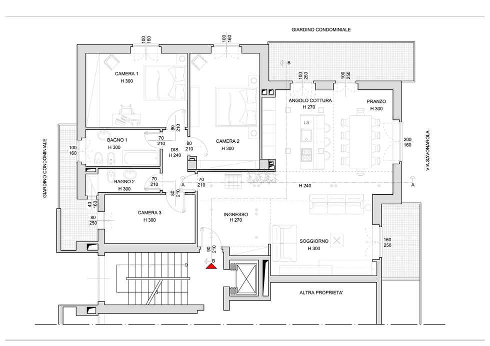 """""""Tabula rasa"""": Soggiorno in stile in stile Minimalista di Studio Architetto Daniele Agostinelli"""