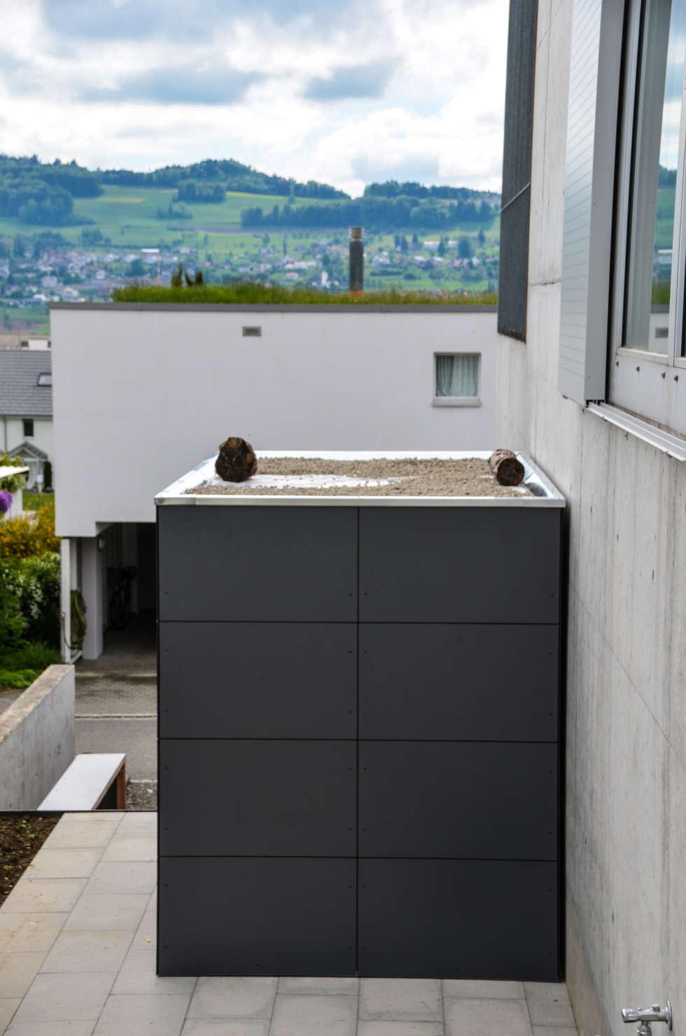Verführerisch Homify Garten Ideen Von Modern Garage/shed By Design@garten