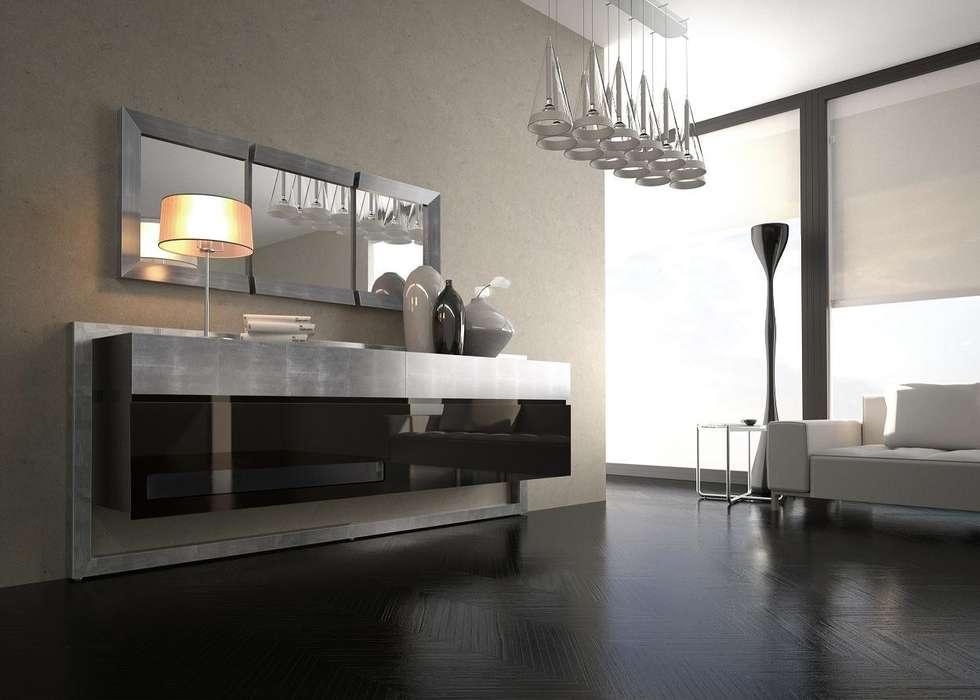 aparador moderno indro comedor de estilo de mbar muebles ue