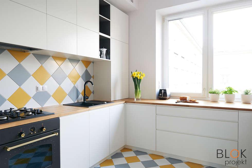 scandinavische Keuken door Studio R35