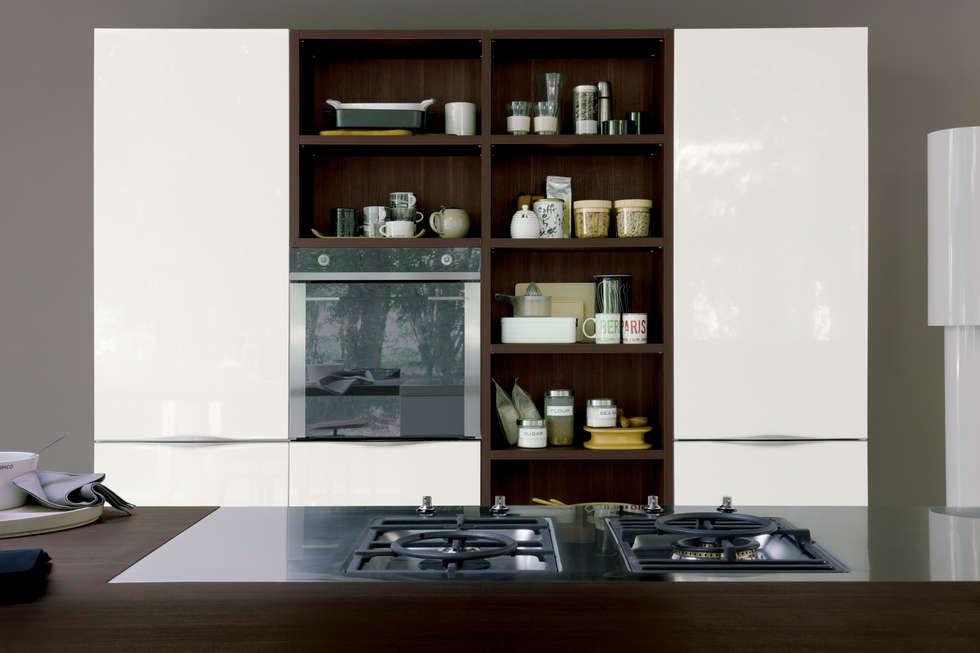 Interior design ideas redecorating remodeling photos - Veneta cucine tablet ...