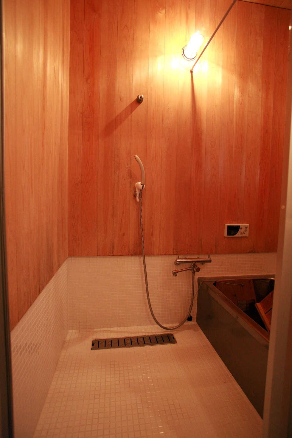 浴室: 稲吉建築企画室が手掛けた浴室です。