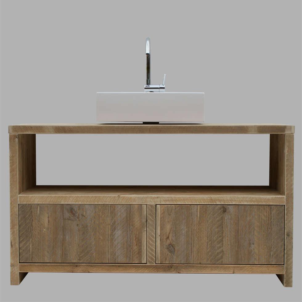 Wohnideen interior design einrichtungsideen bilder for Design waschtischunterschrank