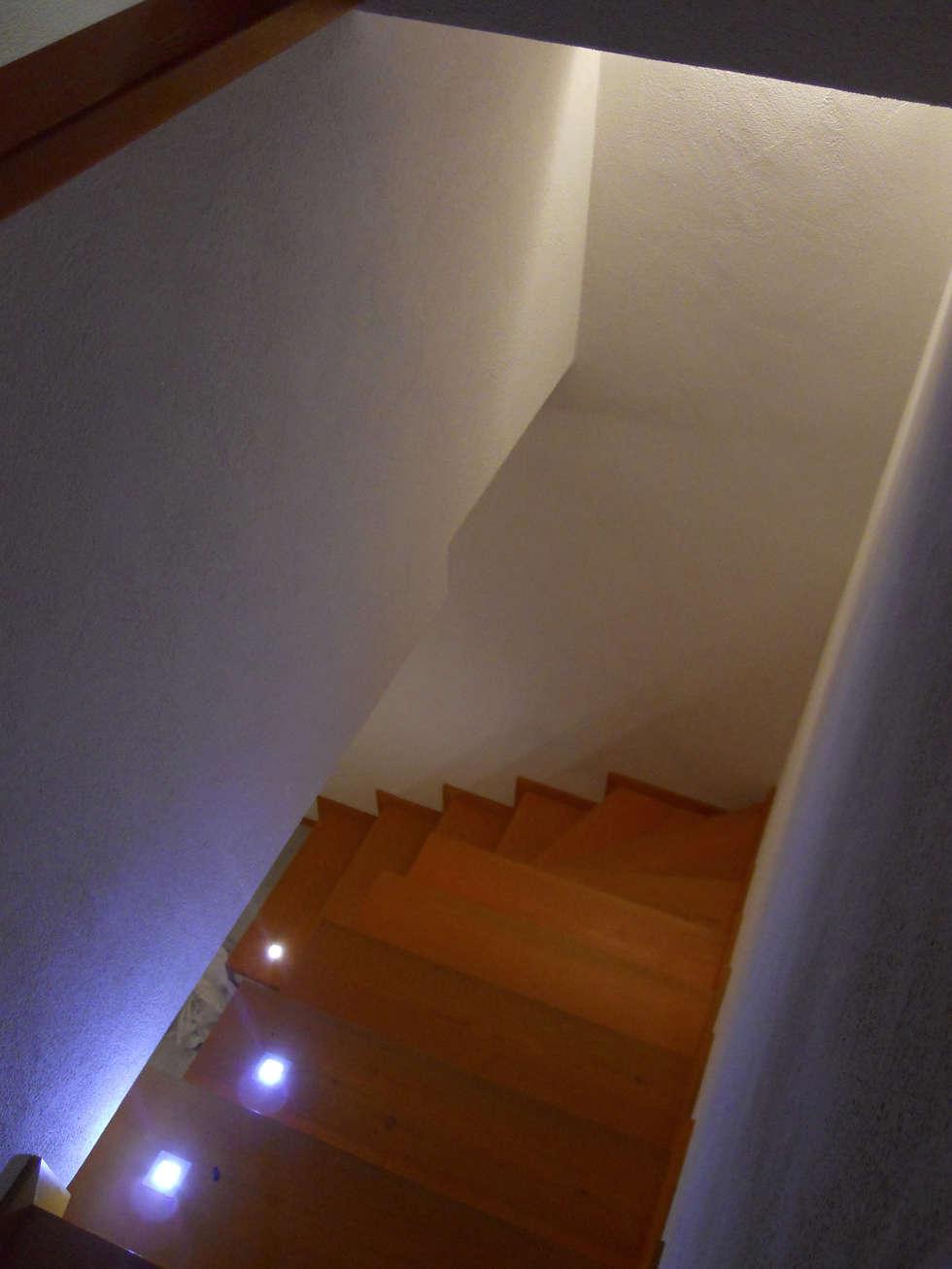 Collegamento interno: Case in stile in stile Minimalista di Studio Miliani
