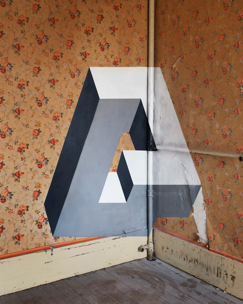 Géométrie de l'Impossible #2:  de style  par Fanette G