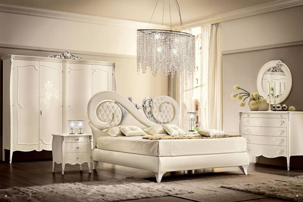 classic Bedroom by Royz Furniture