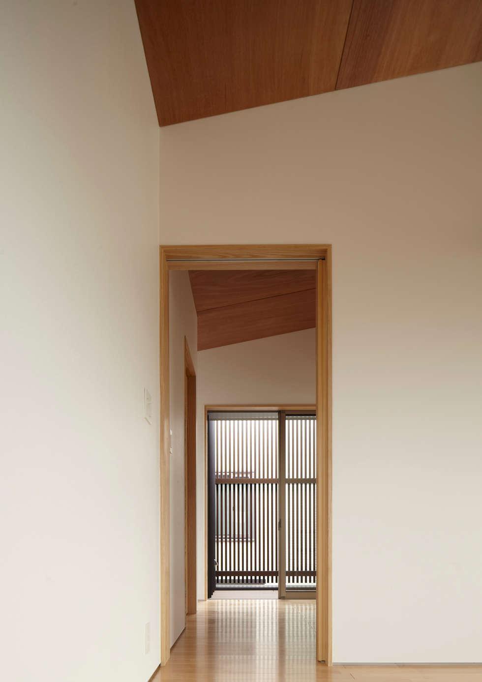 寝室: Osamu Sano Architect & associatesが手掛けた寝室です。