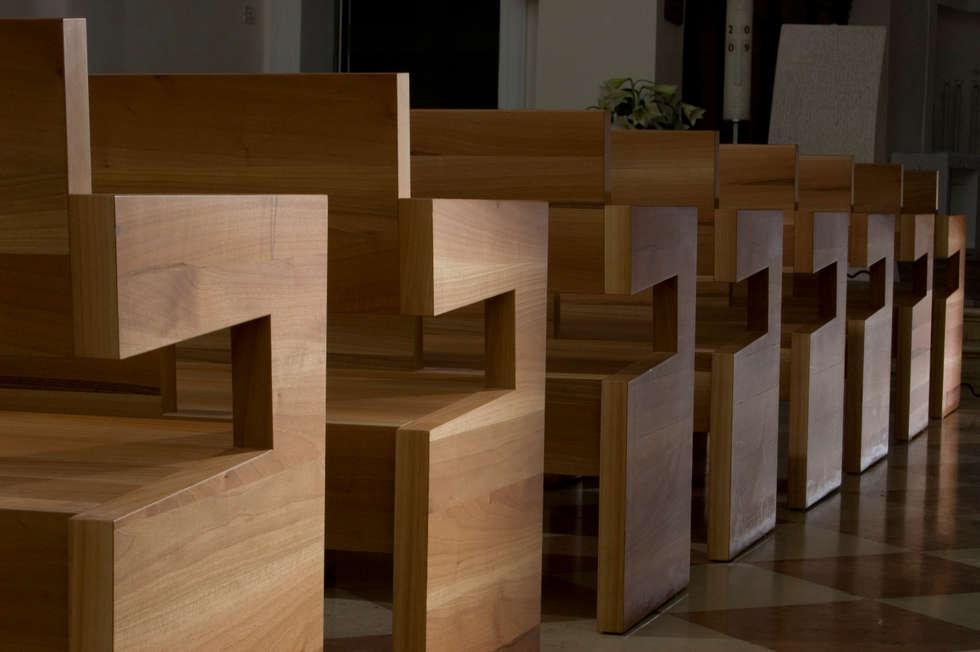 banchi : Sedi per eventi in stile  di Rizzo 1830