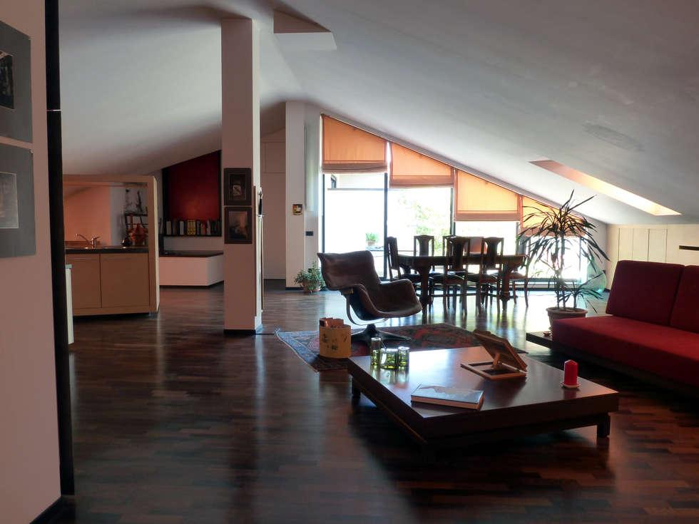 Idee arredamento casa interior design homify - Arredare sottotetto non abitabile ...