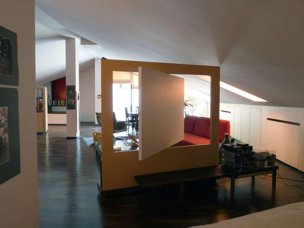 Idee arredamento casa interior design homify for Sottotetto abitabile