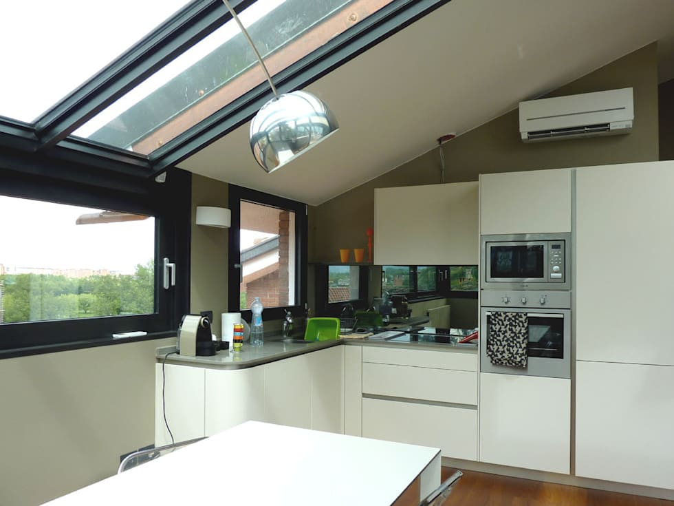 Idee arredamento casa interior design homify for Arredamento veranda terrazzo