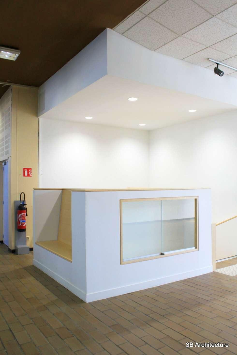 Usage: Stades de style  par 3B Architecture