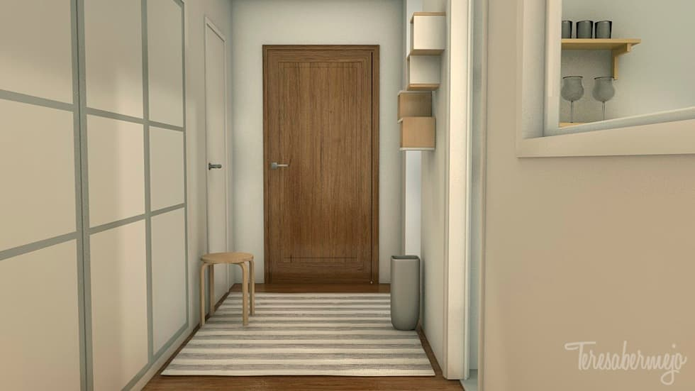 Idee arredamento casa interior design homify - Disenadora de interiores ...