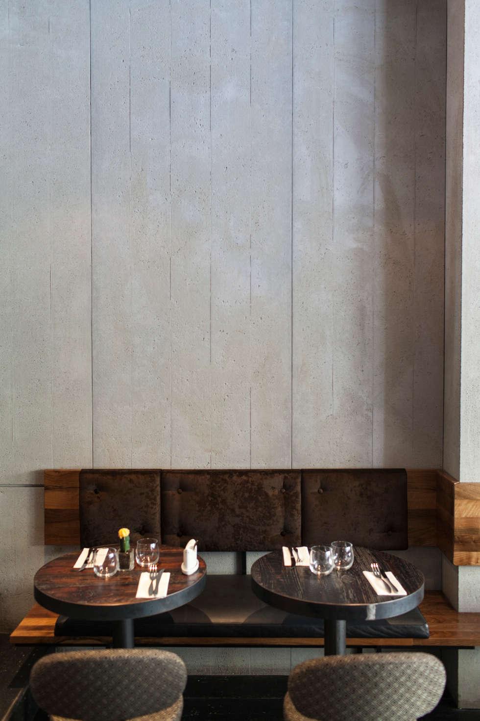 Gastronomie door Concrete LCDA