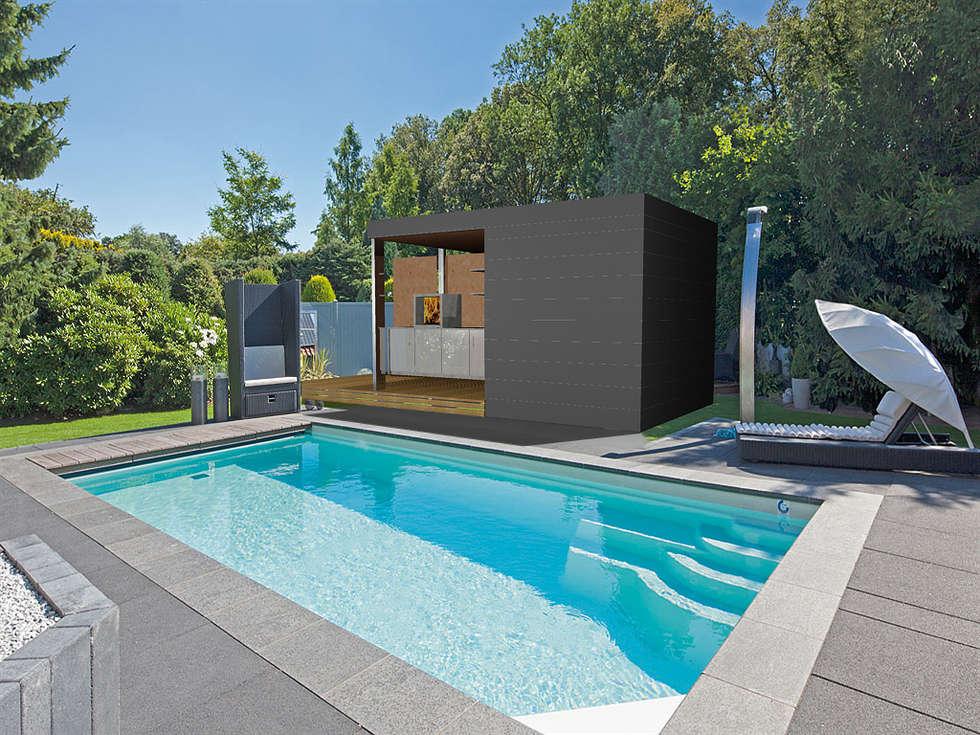 Fotos de decora o design de interiores e remodela es - Sal para piscinas ...