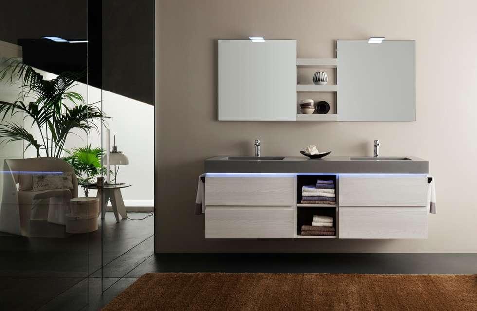 Modern bathroom by rab arredo bagno | homify