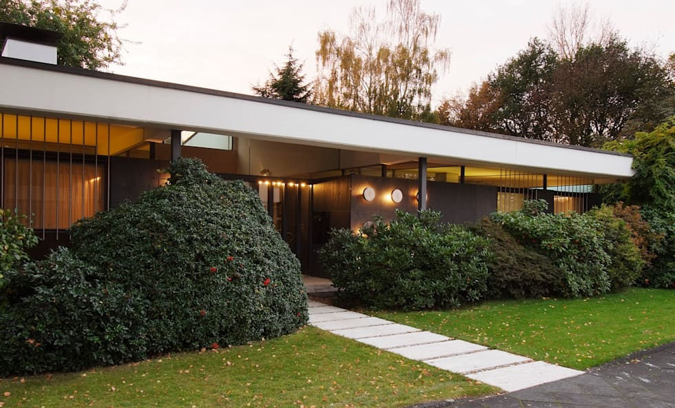 Wohnideen interior design einrichtungsideen bilder homify - Bungalow moderne architektur ...