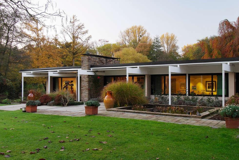 Wohnideen interior design einrichtungsideen bilder - Bungalow moderne architektur ...