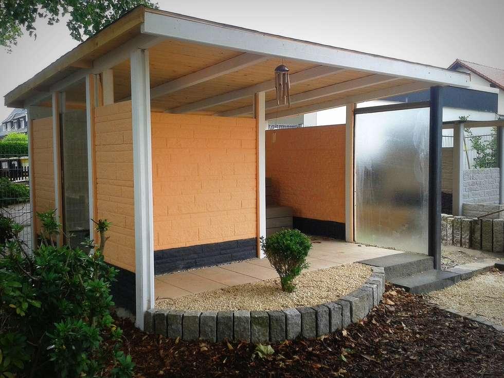 Wohnideen interior design einrichtungsideen bilder - Alternative gartenhaus ...