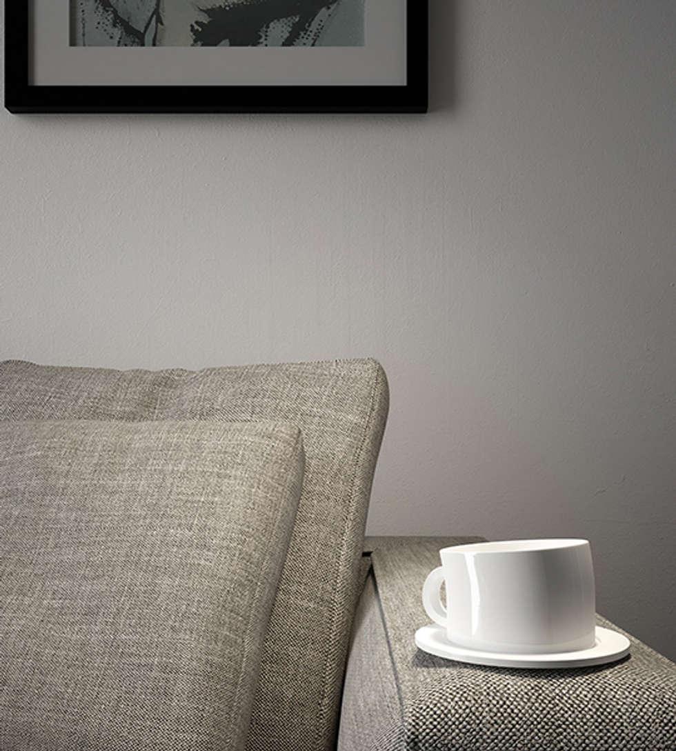 spot04_particolare soggiorno2: Soggiorno in stile in stile Moderno di Studiod3sign