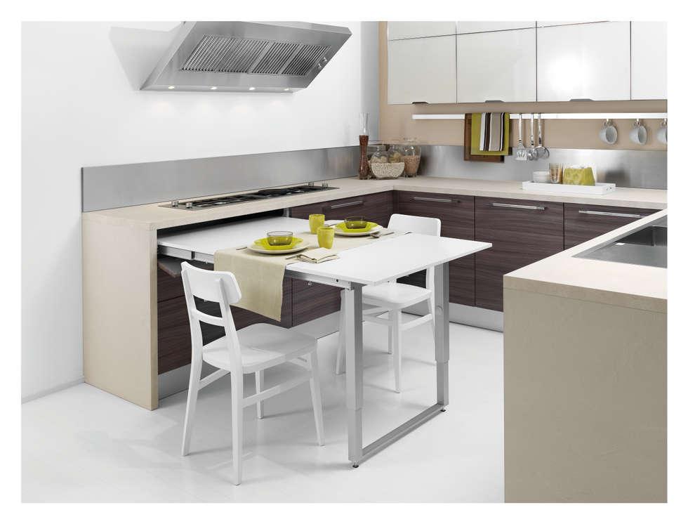 Atim Spa modern kitchen photos by atim spa i homify