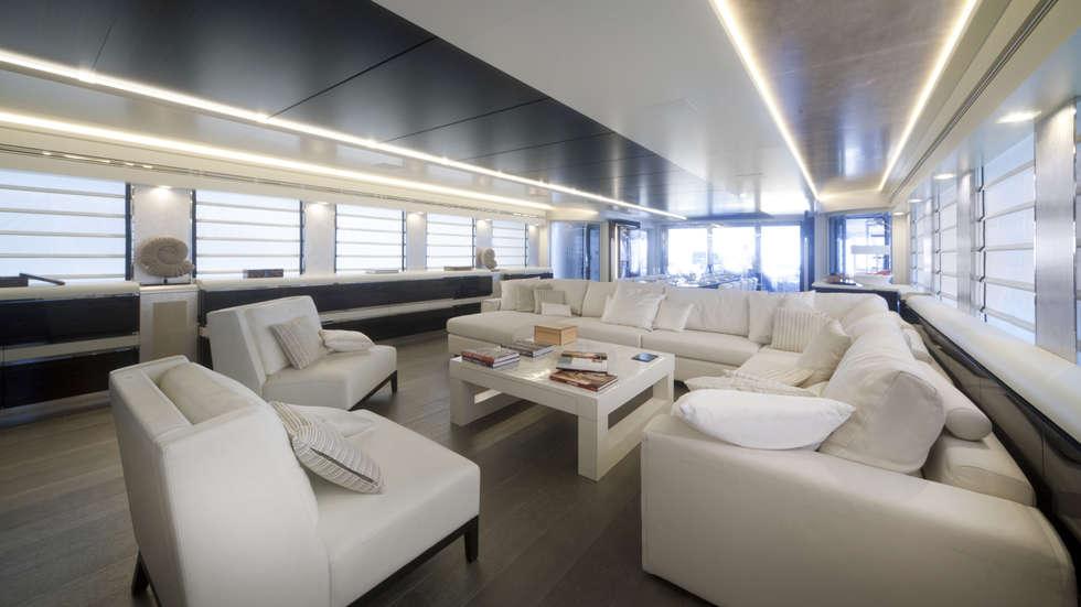 Keyla 45M:  in stile  di Hot Lab yacht & design