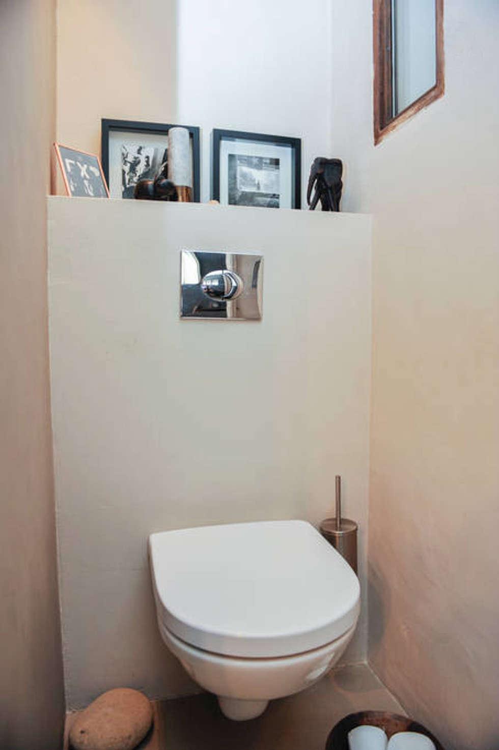 WC suspendu:  de style  par Insides