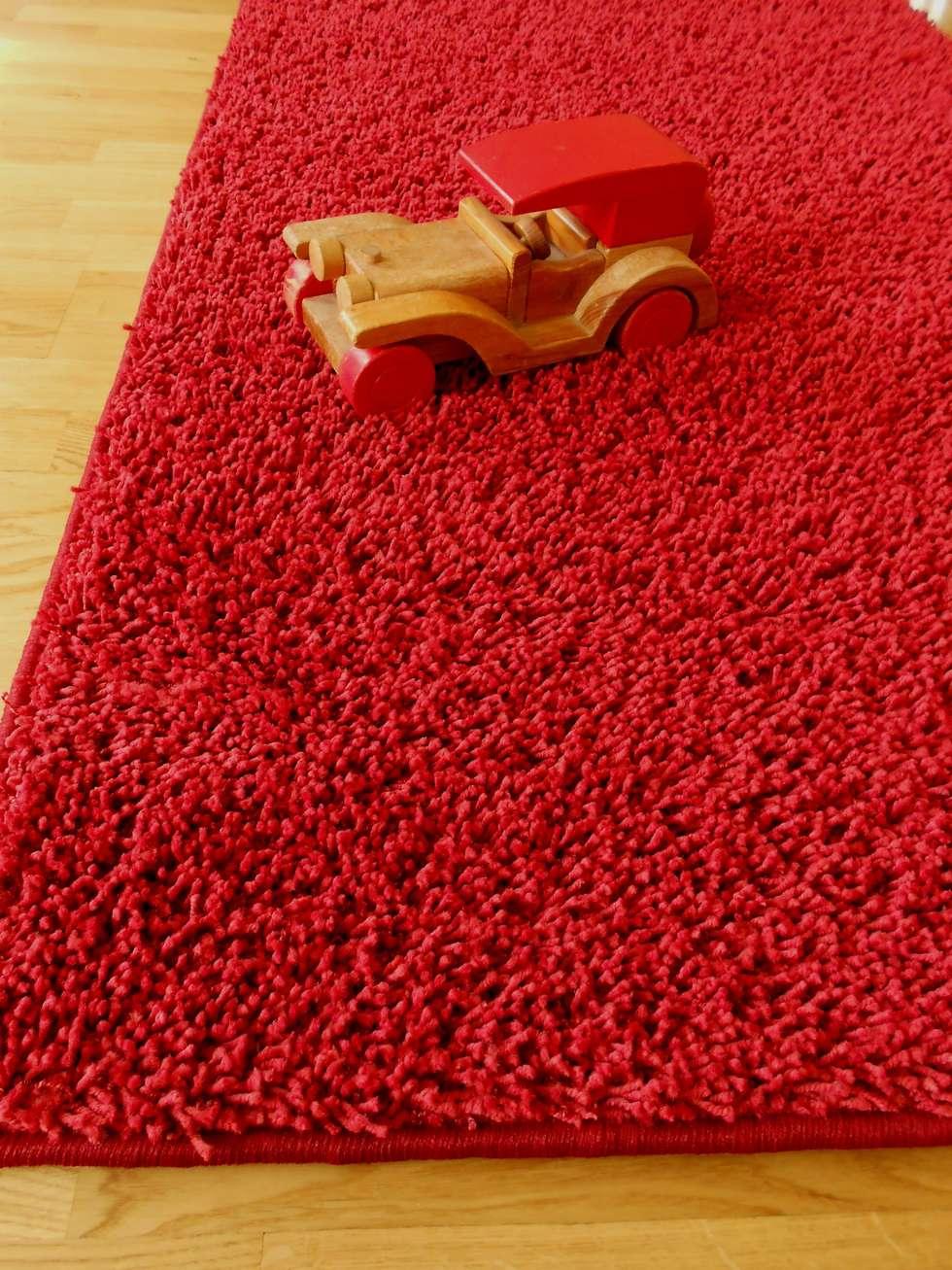 Teppichboden gekettelt:  Wände & Boden von Kettelbetrieb Tesche