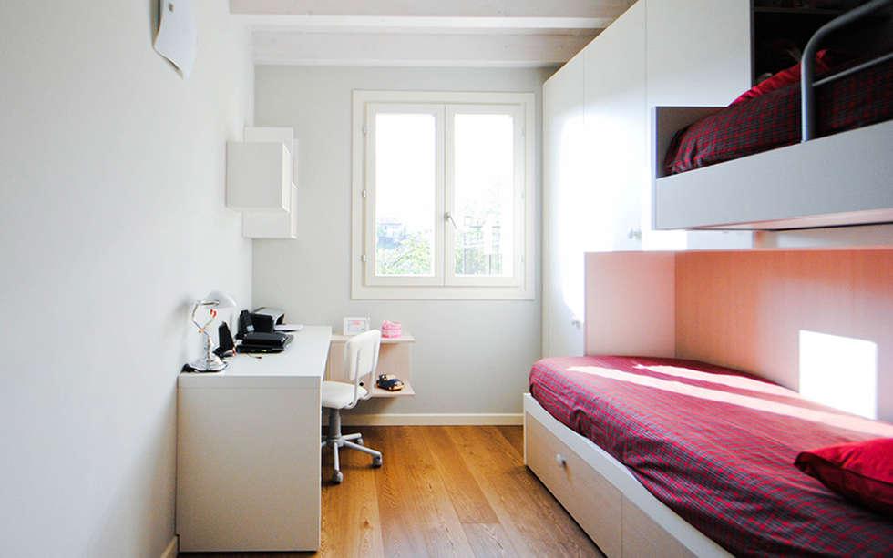 Interior Design SB: Case in stile in stile Moderno di MCArc Laboratorio di architettura sostenibile