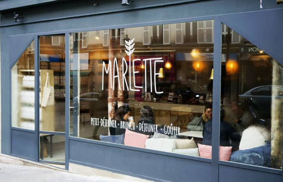 Café Marlette:  de style  par Atelier UOA