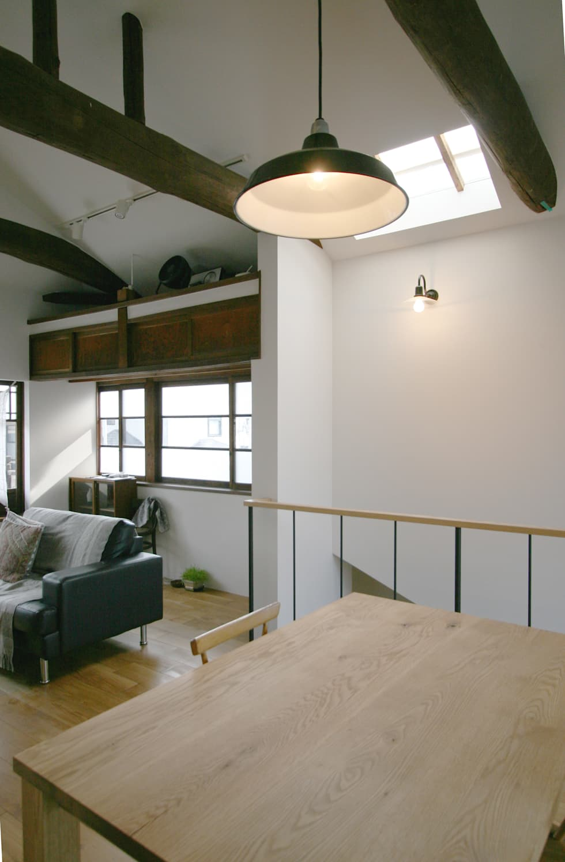 ダイニング: 一級建築士事務所expoが手掛けた家です。