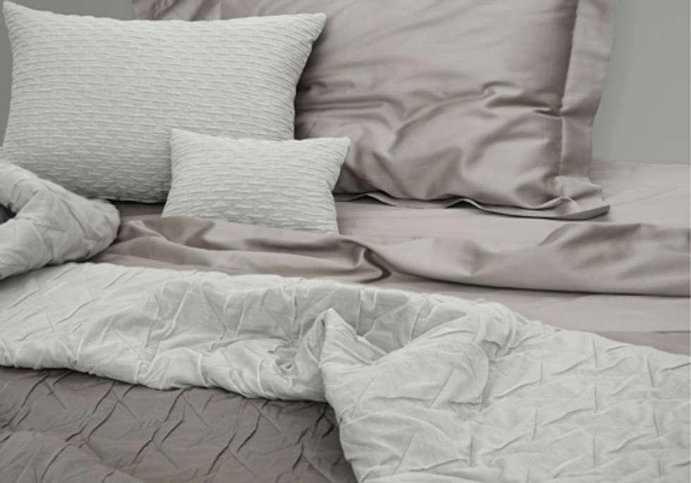 Idee arredamento casa interior design homify - Vestire il letto ...