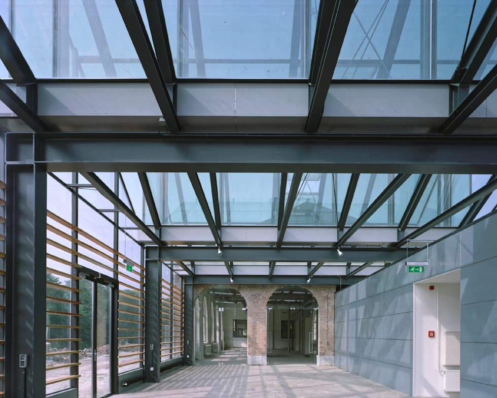 Nieuwe toevoeging:  Kantoor- & winkelruimten door het architectenforum