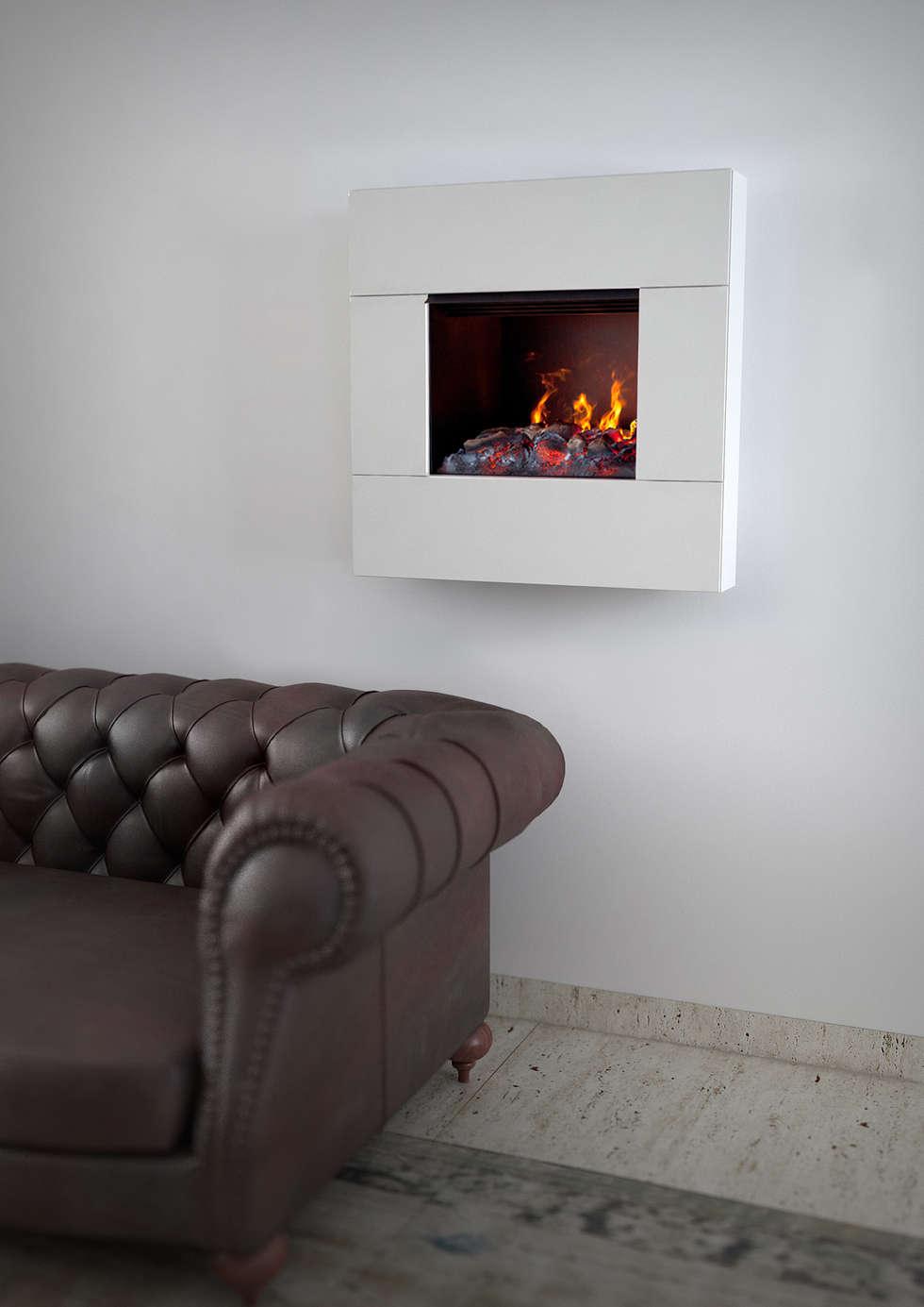 Idee arredamento casa interior design homify for Caminetti d arredo
