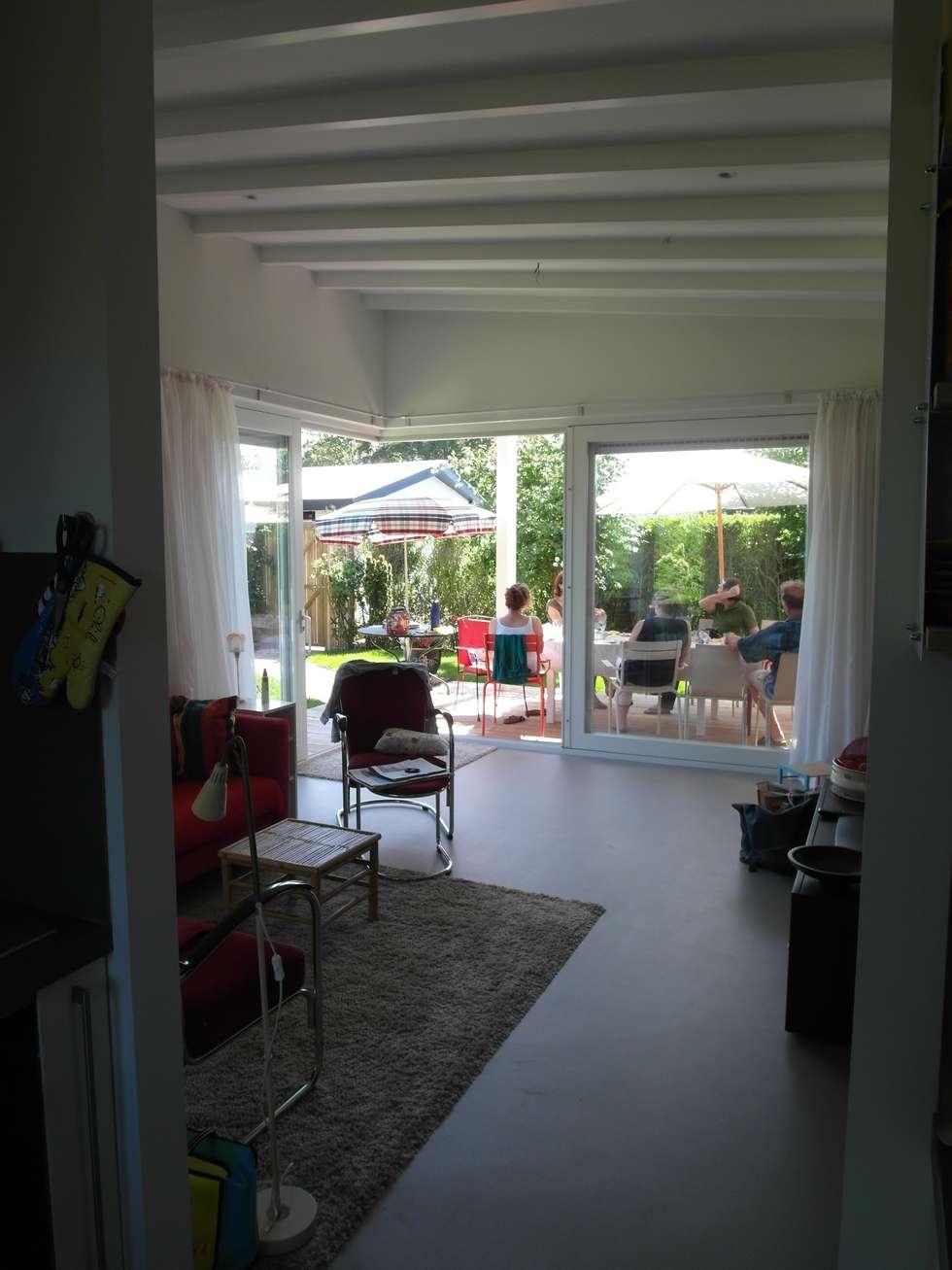 vakantiehuis te noordwijk aan zee scandinavische woonkamer door hoeb architectuur interieur